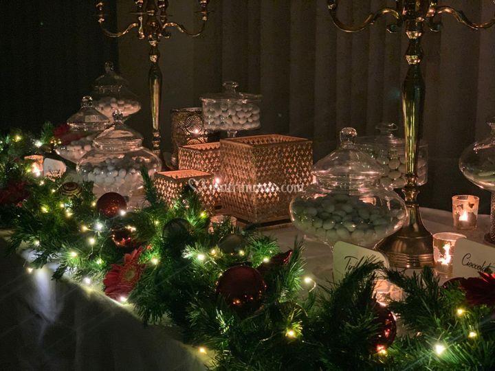 Confettata natalizia