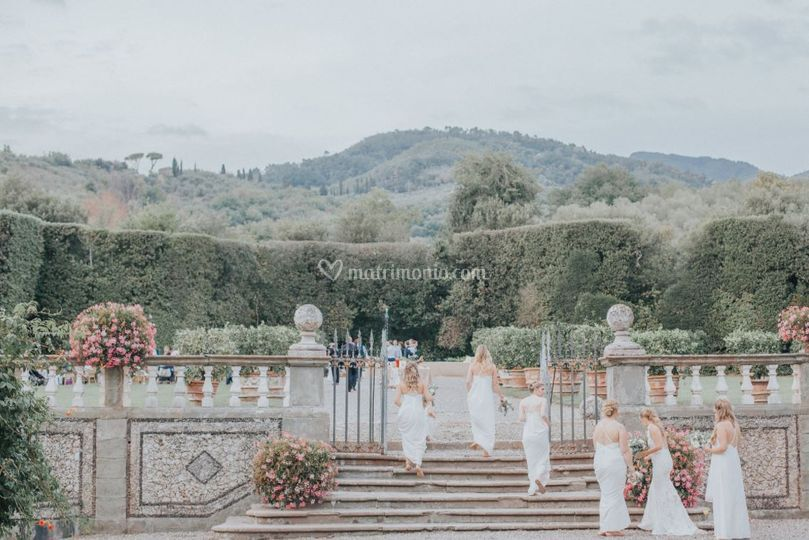 Location a lucca