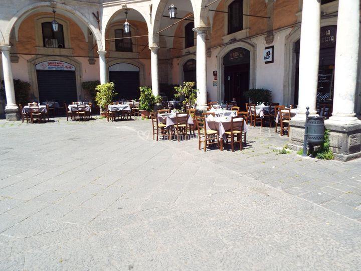 L 39 esterno di ristorante il maggese foto 95 for L esterno di un ristorante