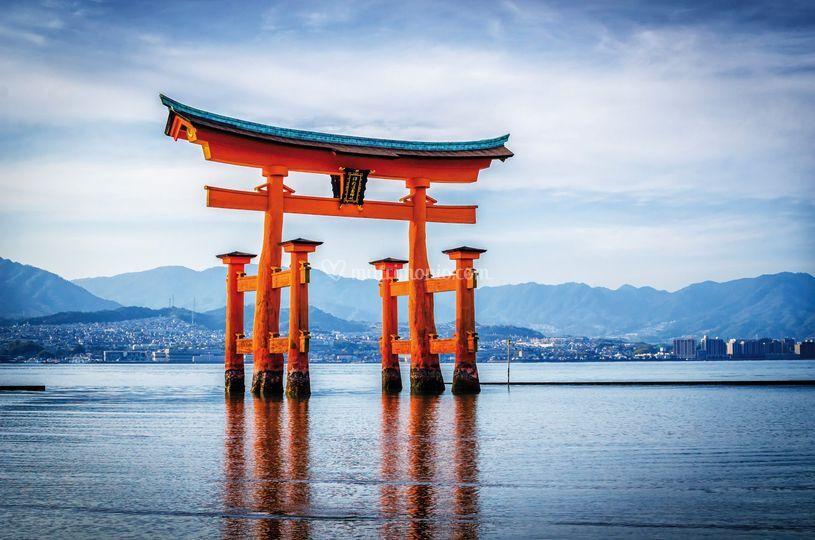 Miyajima - Santuario di Itsuku