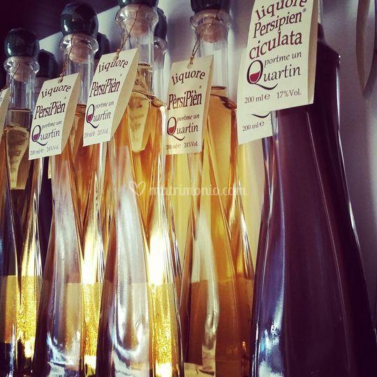 Liquori personalizzabili