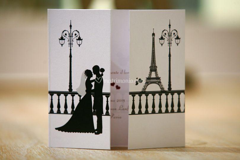 Partecipazione romantica