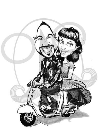 Fabio e Ramona