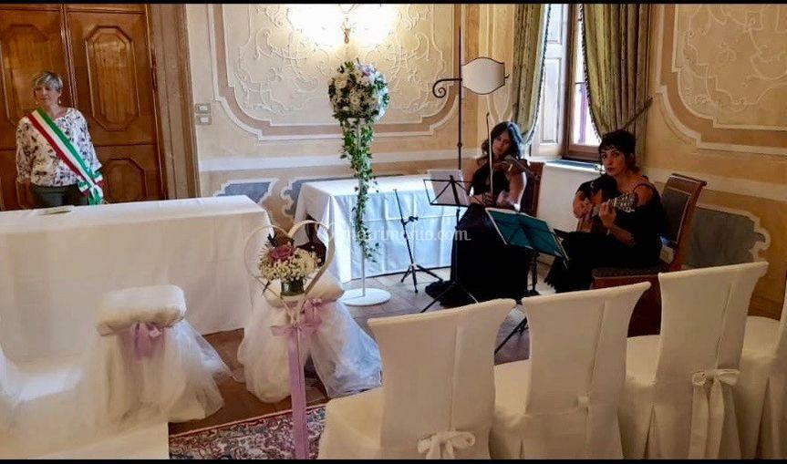 Matrimonio a Castelbrando