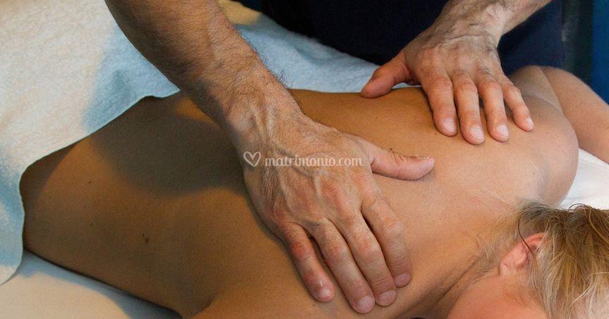 Massaggi di coppia