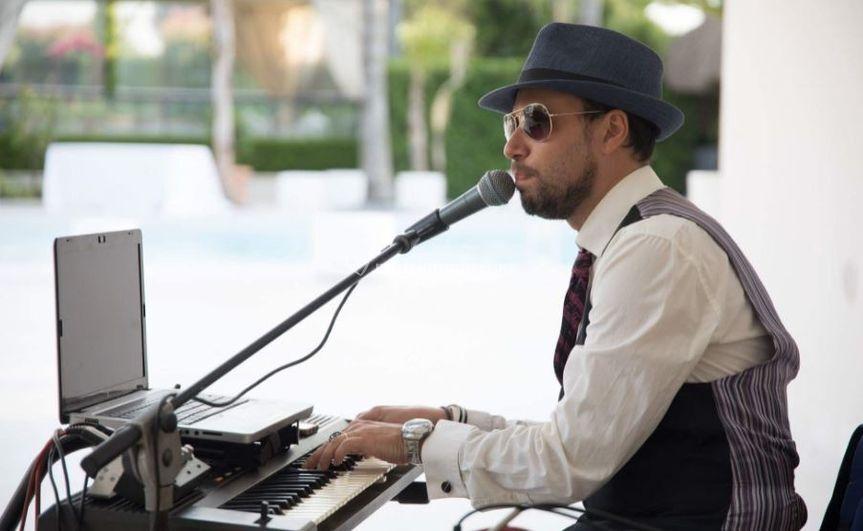 Dan al Piano a Villa Demetra