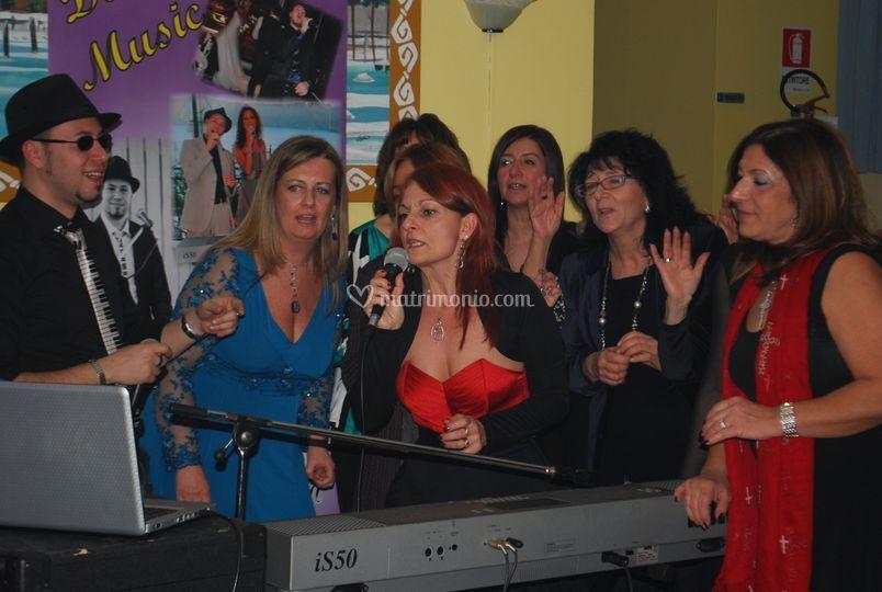 Dan karaoke