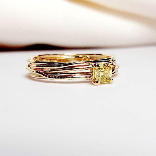 Filodellavita Yellow Diamond
