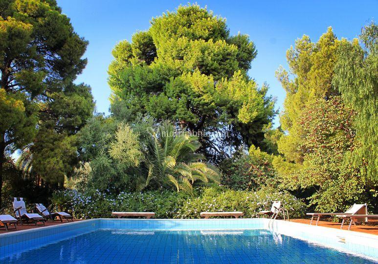 La piscina di castello san marco foto 15 - Piscina san marco ...