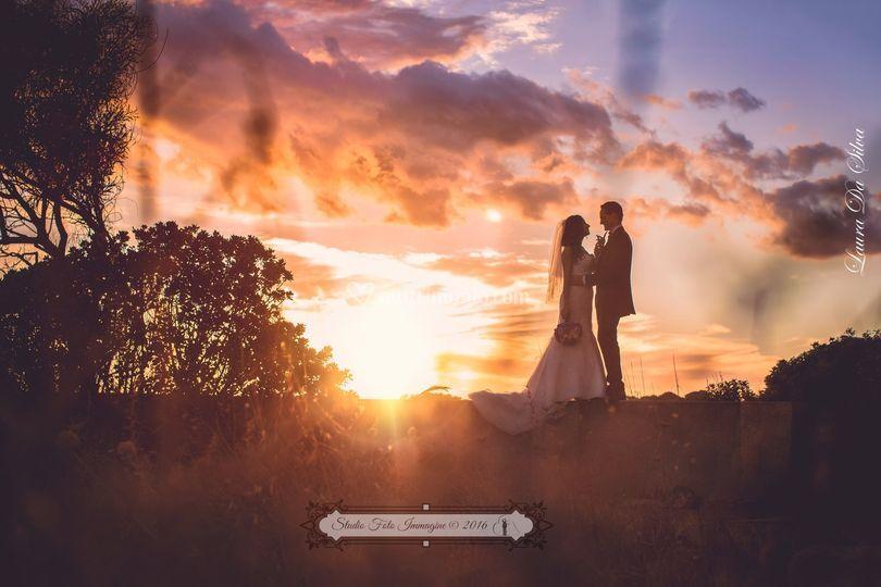 Wedding Sunset 2016
