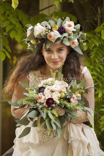 La sposa Bohemien