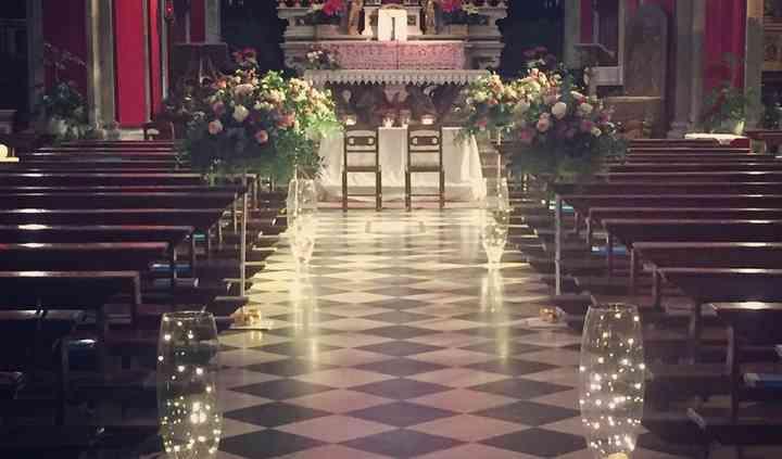 Decorazione navata