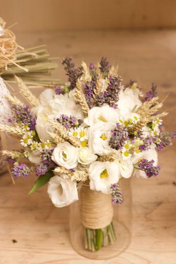 Bouquet campagnolo