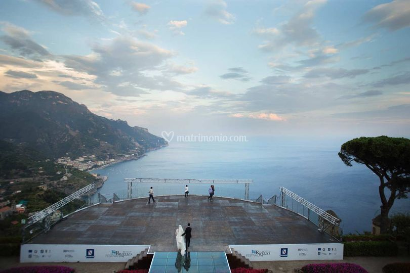 Ravello russi wedding