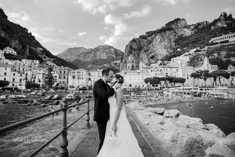 Amalfi Kiss bacio Love