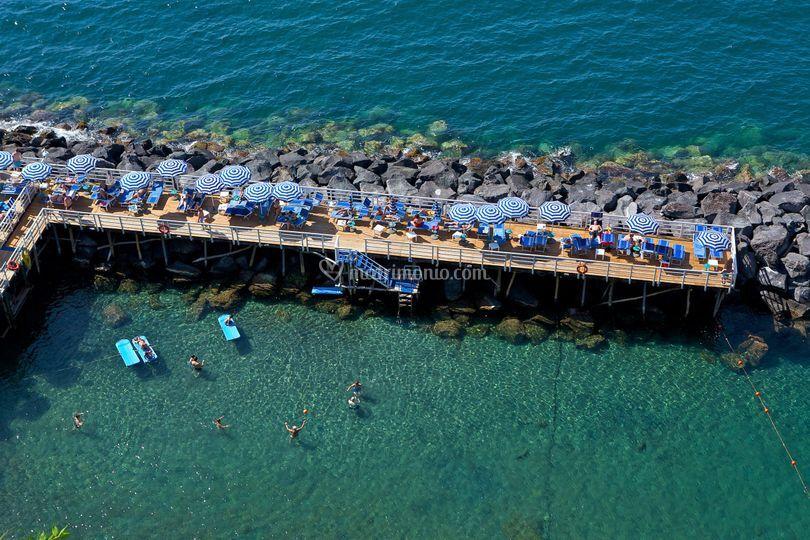 Mare al Grand Hotel Riviera