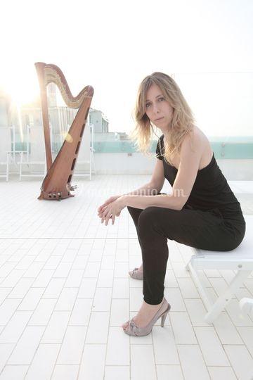 Elisabetta Rossi arpa