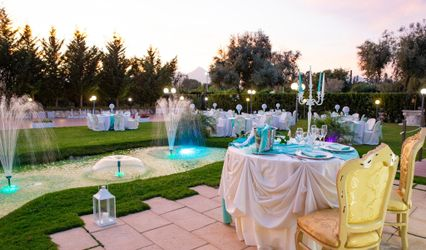 Villa Dominique di Infinity Catering