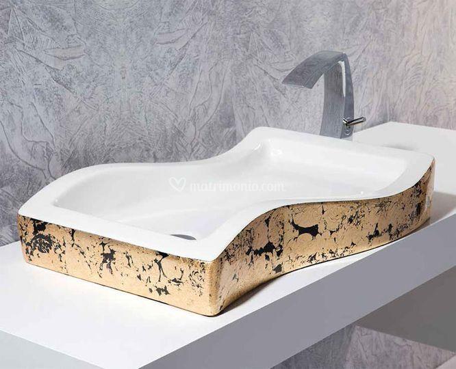Area Ceramica Civita Castellana.Lavabo Decorato Di Ceramiche Civita Castellana Foto 28