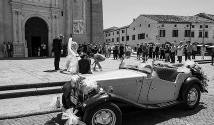La Dolce Vita Wedding Car 3