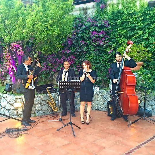 Smooth jazz Villa Divina