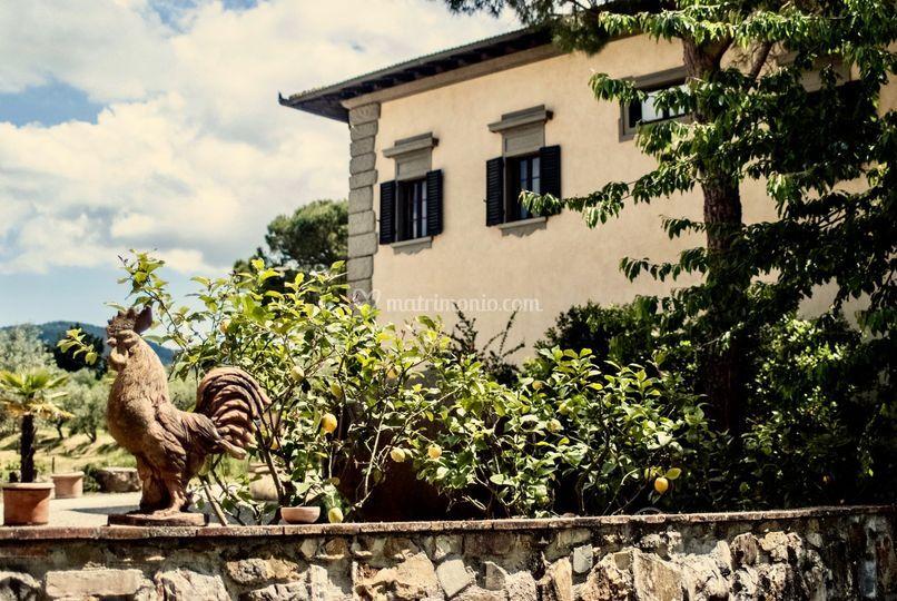 Historic-villa