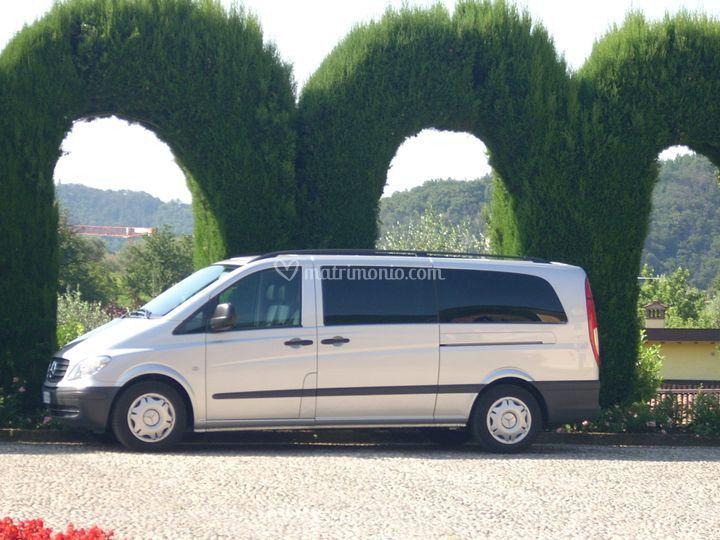 Minivan  8 posti