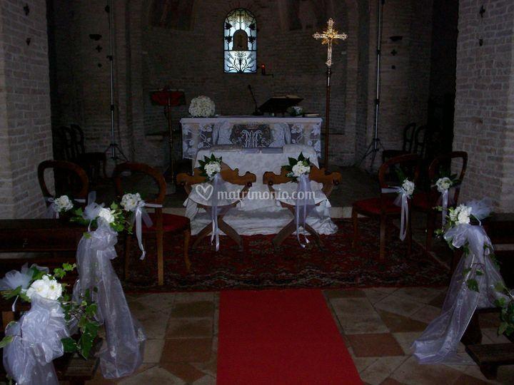 Chiesa San Claudio (Mc)