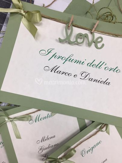 Matrimonio in verde,