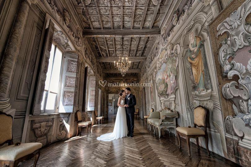 Matrimonio-Villa Bozzolo