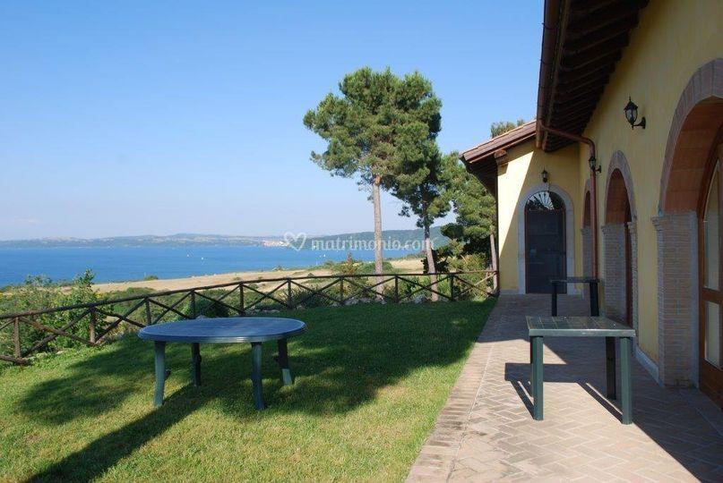 Il terrazzo sul lago di Tra Lago e Cielo | Foto 4