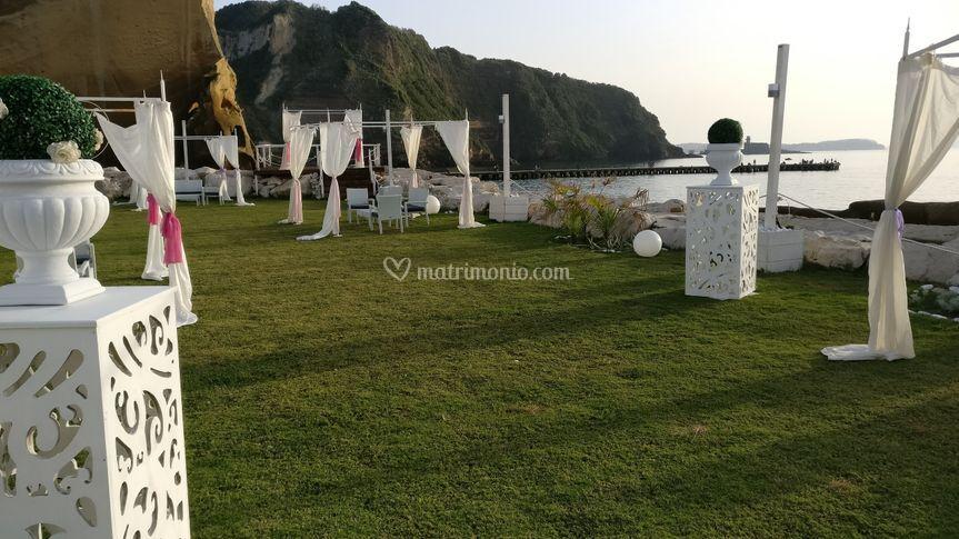 Villa Vazia Bacoli Matrimonio