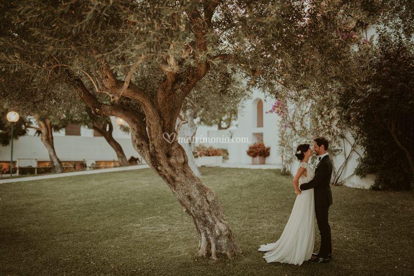 Fotografo villa matrimoni