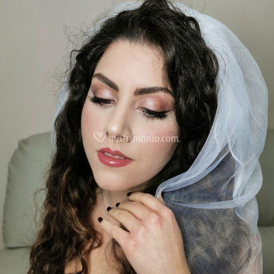 Sabrina Corcione Make Up Artist