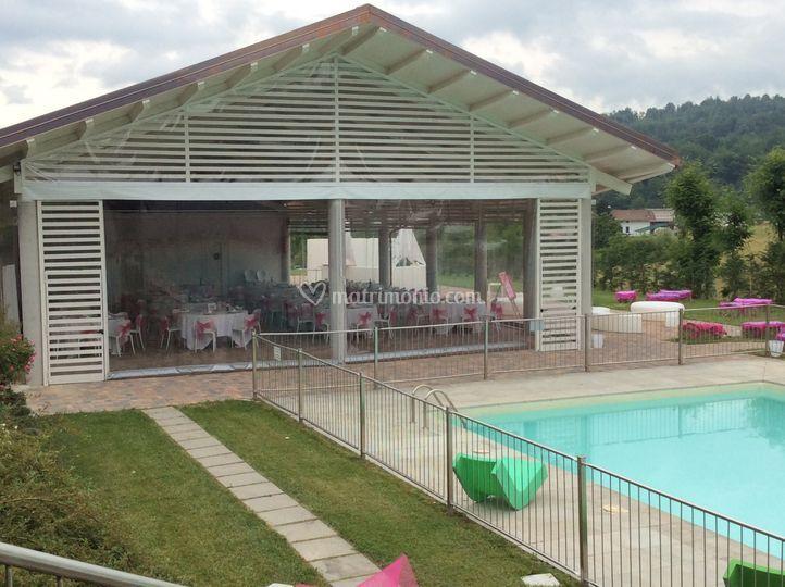 Sala piscina