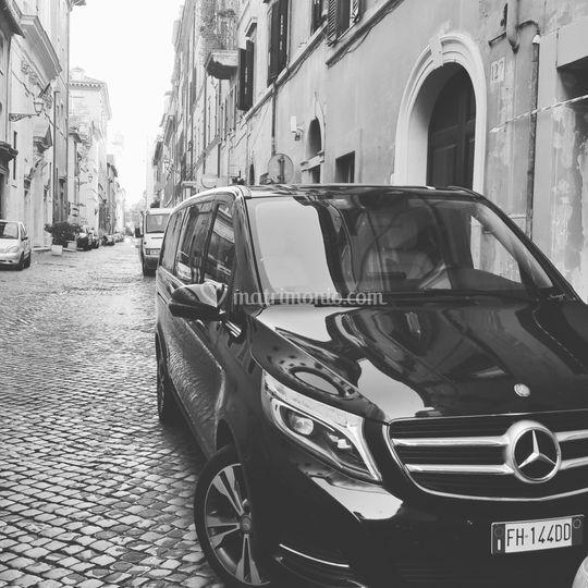 Mercedes V class 2018