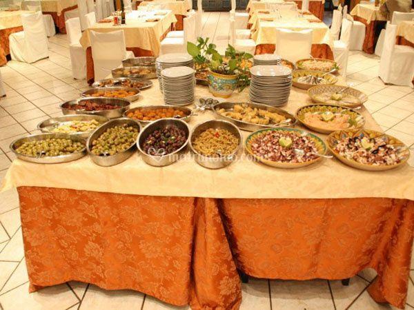 Tavoli buffet