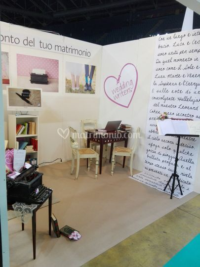 In fiera a Sposi Expo