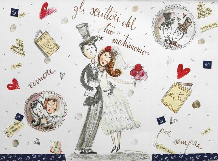 Scrittori del tuo matrimonio
