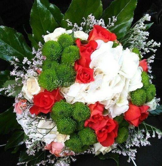 "Bouquet ""la Bottega di Flora"""