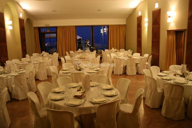 Sala interna cerimonie