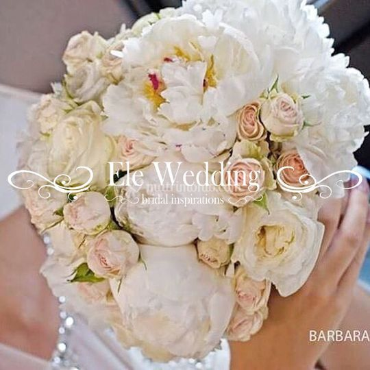Bride bouquet di Ele Wedding