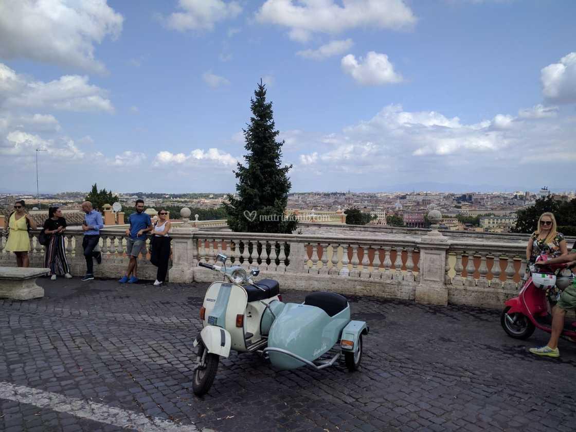 Terrazza Del Pincio Di Romaround Tours Fotos