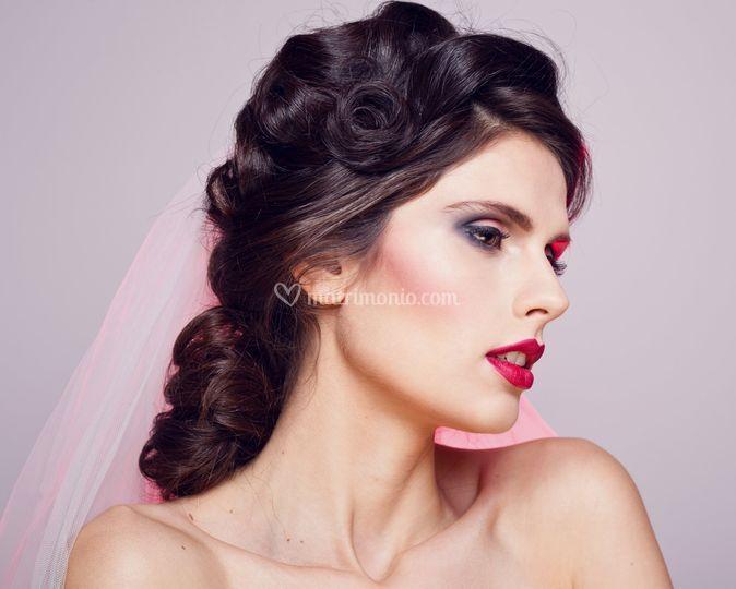 Sposa rosa