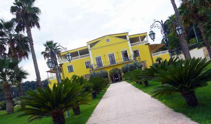 Ristorante Villa Sirio