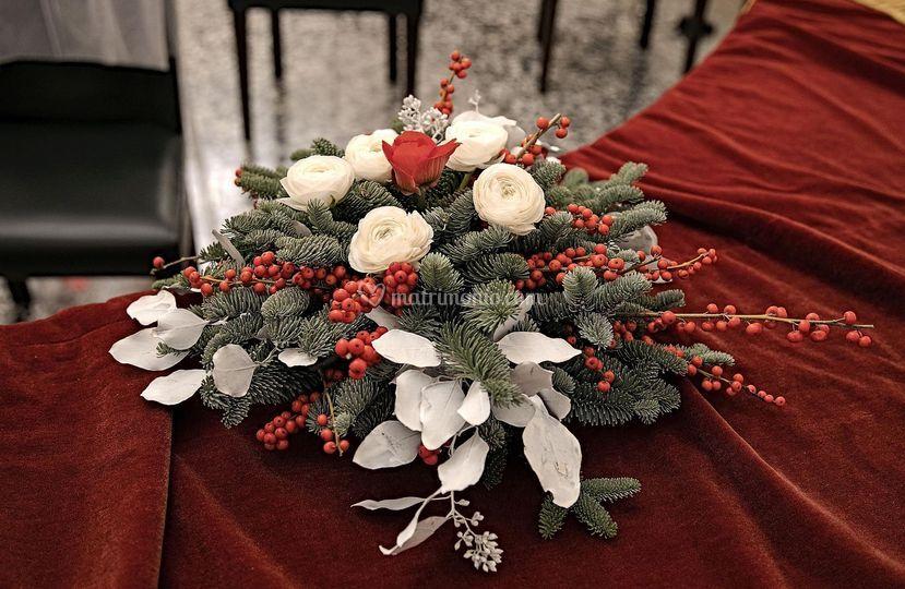 Matrimonio 5 dicembre 2020
