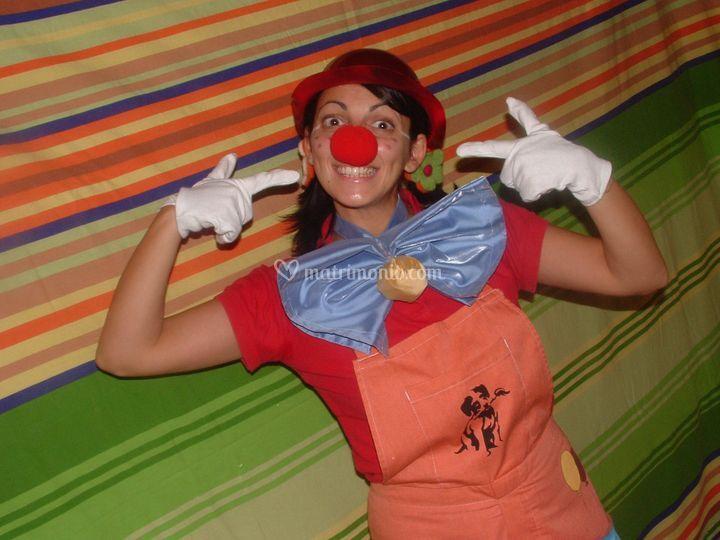 Popika clown