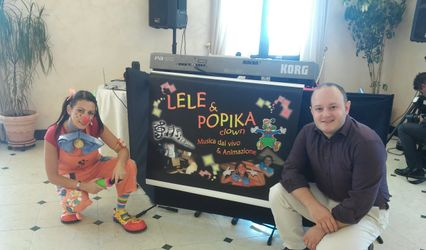 Musica dal Vivo & Popika Clown Animation