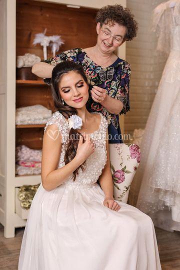 Mamma e figlia alle prove :')