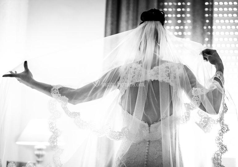 """La sposa """"danzando"""""""